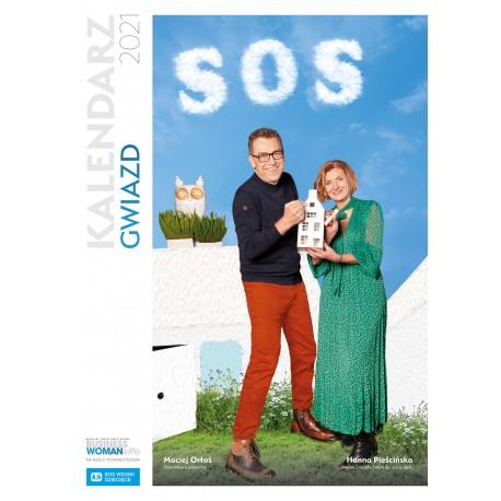 Kalendarz 2021 na rzecz  SOS Wioski dziecięce
